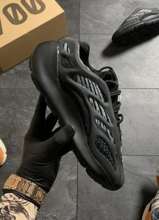 Adidas yeezy boost 700 v3 triple black
