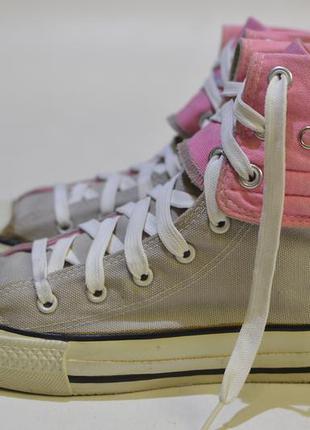 Винтажные кеды converse all star sneakers made in usa