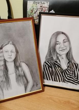 Малюю портрети та картини на замовлення