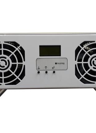 Разрядное устройство для аккумуляторных батарей  РУ 12В/50А