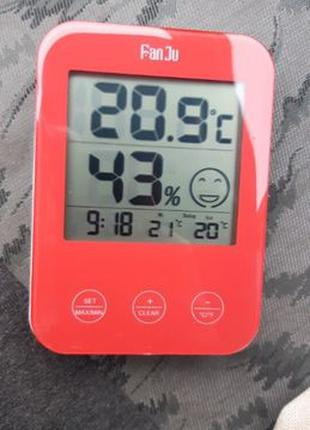 FanJu термометр / гигрометр