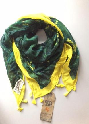 Шарф женский платок легкий косынка жіночий подарок женщине дев...