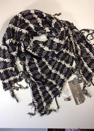 Шарф женский большой платок косынка жіночий подарок женщине де...