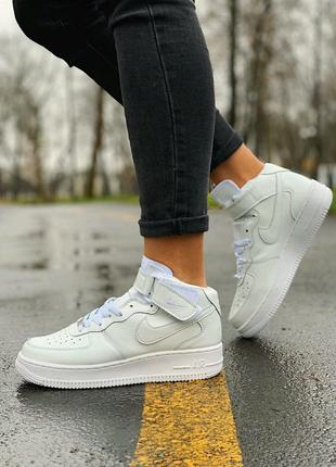 Nike Air Force кожа36,37