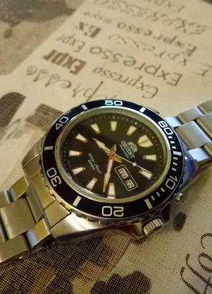 Часы Orient Diver automatic 200m EM75-CO-A-CA
