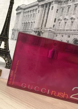 Gucci Rush 2_Оригинал Eau de Toilette 10 мл