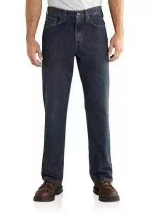 Уценка джинсы carhartt holter оригинал из сша