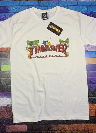 Thrasher футболка  мужская • бирки на фото• топ качество