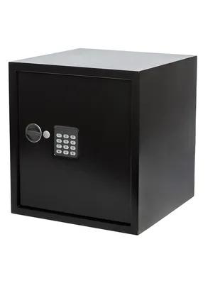 Сейф GUTE 36Е для офиса и бухгалтерии (ШхВхГ: 35х38х36 см.)