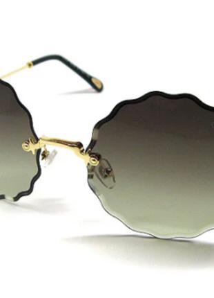 Очки солнцезащитные женские Chloe 5508 сн3