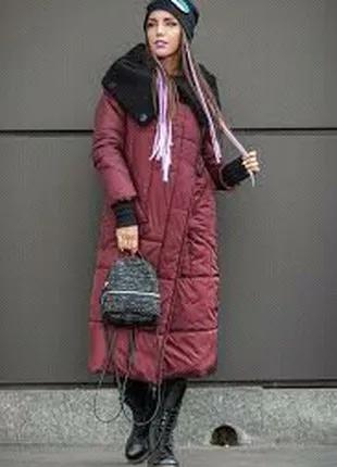 Зимний плащ Милано.