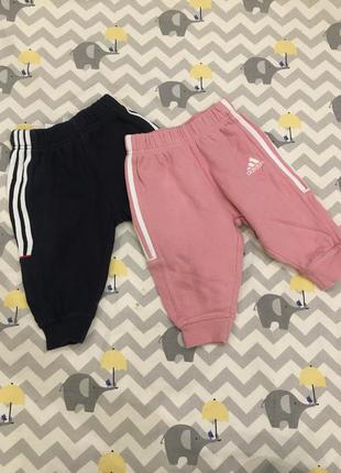 Спортивные штаны, штаны adidas, adidas оригинал, набор штанов