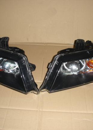 Б/у Фара левая, правая Honda Accord 2003-2005