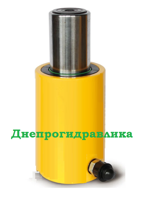 Домкрат гидравлический 20 тонн ход штока 100 мм