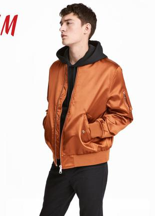 Куртка бомбер на синтнпоне