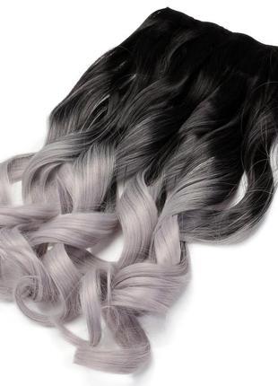 Трессы омбре пряди волосы на пяти заколках
