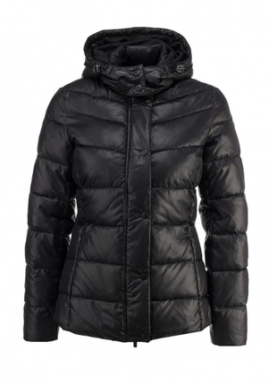 Пуховая куртка женская incity жіноча пухова пуховик