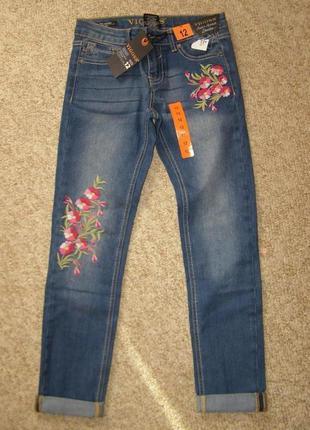 Vigoss джинсы скини на 12 лет #розвантажуюсь