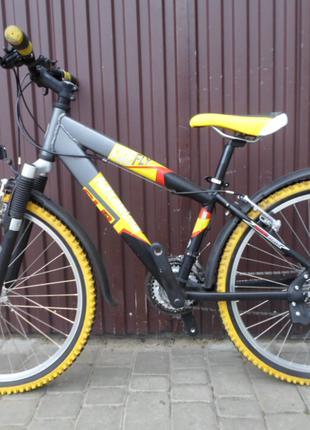 """Велосипед NAKAMURA 24""""з Німеччини Алюмінієвий."""