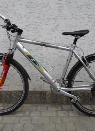 Велосипед B1 NITRO з Німеччини Алюмінієвий.