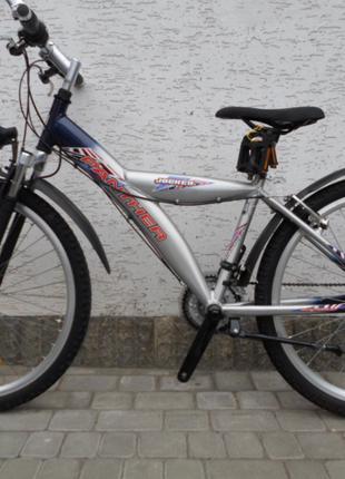"""Велосипед PANTHER 26"""" з Німеччини(Алюмінієвий)."""