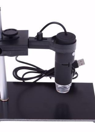 Микроскоп цифровой USB Magnifier Zoom 500x