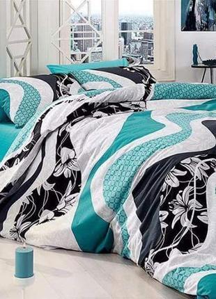 Набор постельного белья в наличии евро и 2-спалка