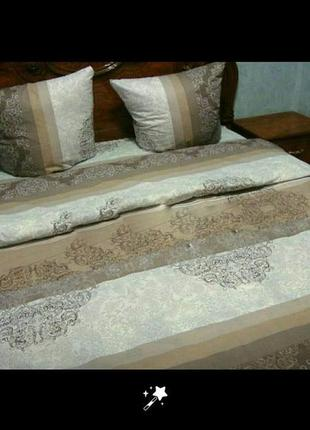 Красивый набор постельного белья, 2-спалка в наличии