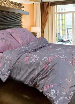 Постельное белье, 2-спальный набор в наличии, сочетание темног...