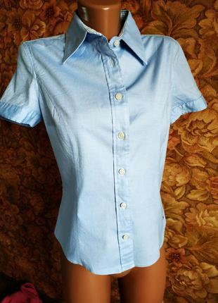 Рубашка блузка tommy hilfiger