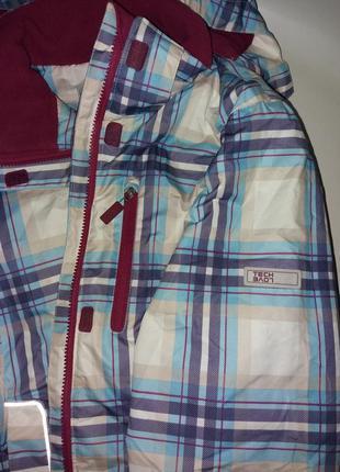 Термо куртка   женская мембранная techlove (germany)