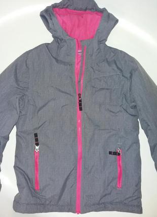 Куртка термо crane tech tex германия  лыжная