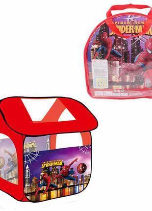 Детская игровая палатка 8009 SP Спайдермен размер 114х102х112 см