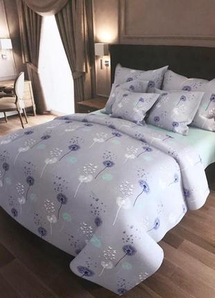 Постельный комплект 2-спальный, новый