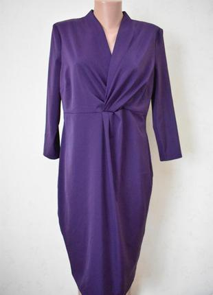 Новое элегантное платье с  корректирующей подкладкой
