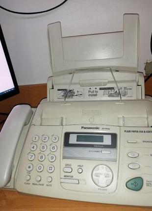 Телефон-факс Panasonic KX-FP153