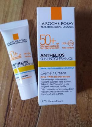 Акция солнцезащитный крем для кожи la roche-posay anthelios in...