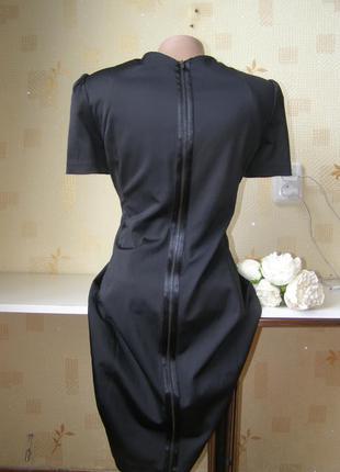 Day birger et mikkelsen платье с молнией на спине миди l-размер
