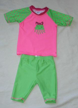 Alive  купальный костюм для девочки  - 86/92 1.5-2 года - ново...
