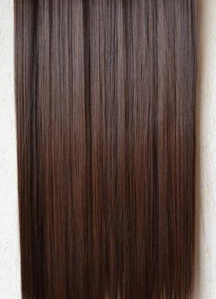 Трессы коричневые