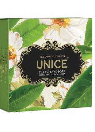 Натуральное мыло с маслом чайного дерева, 100 г