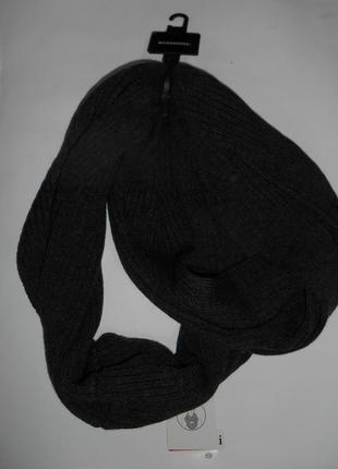 Снуд шарф женский, вязаный, новый от c&a