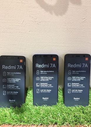 Xiaomi Redmi 7A 2/16GB. Global.