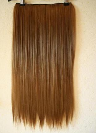 Волосы накладные трессы на заколках