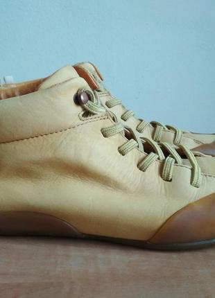 Кожаные ботинки camper peu senda р.37 испания