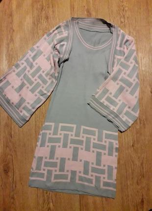 Набор платье + рукава