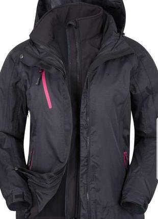 Куртка 2в1 mountain warehouse isodry 10000