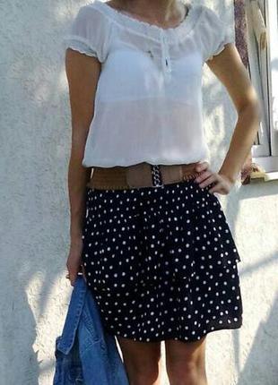 Блуза женская, размер s-xs, отличное состояние
