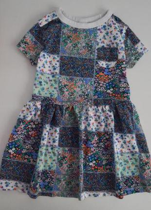 Платье некст на 3-4г.