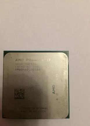 Процессор AMD Phenom II Х4 955